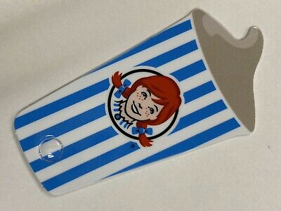 WENDY'S 2020 Keychain Card for One Jr. Frosty per Transaction Expired 12/31/20