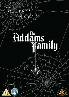The Addams Family: The Complete Series (1964) DVD