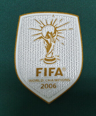 Flock WC 2010 Football Badge-S-0001 World Cup South Africa 2010 Soccer Patch