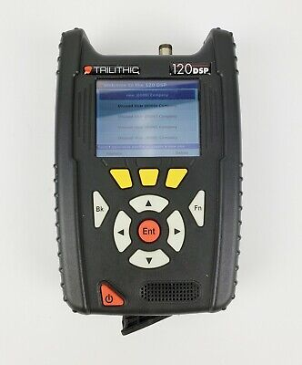 Trilithic 120DSP Signal Level Meter