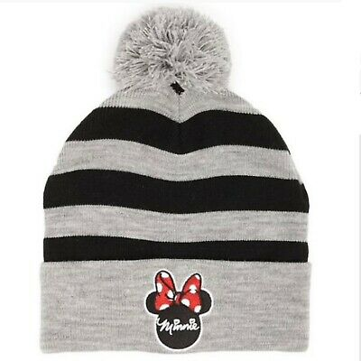 Forever 21 Minnie Mouse Beanie One Size Fits All NWT