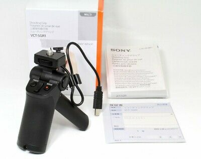 Sony Shooting Grip VCT-SGR1 Hand Tripod Grip **AA-rank** Condition