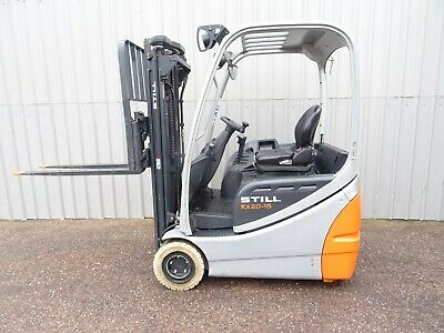 Still Rx20-15. Used Electric Forklift Truck. (#2712)