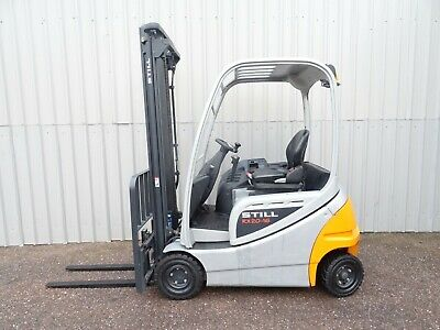 Still Rx20-16P. Used Electric Forklift Truck. (#2707)