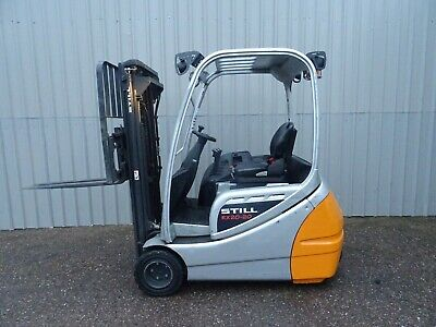 Still Rx20-20. Used Electric Forklift Truck. (#2715)