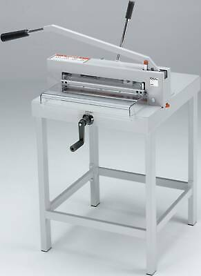 IDEAL GUILLOTINE 4205 MANUAL   STAND (Office Paper Cutter)