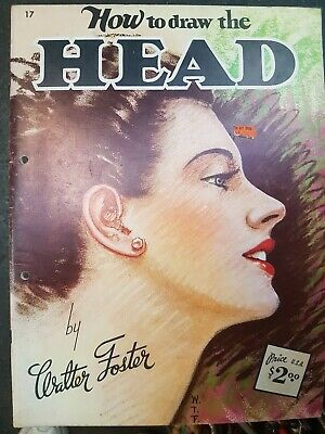 How to draw the head Walter T. Foster Publication