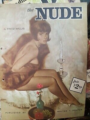 THE  NUDE  FRITZ WILLIS Walter T. Foster Publication