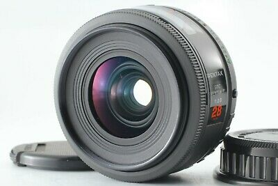 [Exc+++++] SMC PENTAX-F 28mm f/2.8 Wide Angle Lens For K Mount from Japan # 439