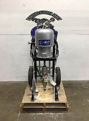 Graco Xtreme 56:1 Industrial Sprayer With Gun 244-476 I04A *NEW*