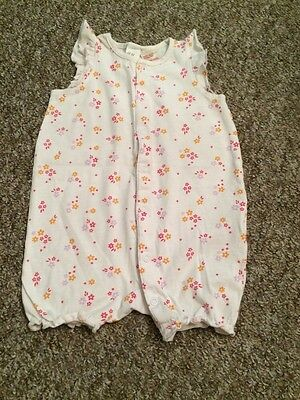 Baby Girls H&M All-In-One Sleepsuit 6-9 Months Used