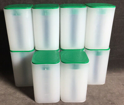 Lot 10 US Mint American Silver Eagle Storage Empty Coin Tubes Containers