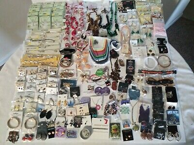 "Huge Estate Lot~6.4 Pounds! All Are Wearable New With Tag ""(175+++ Items)"