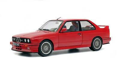 1/18 Solido BMW M3 E30 red 1986 S1801502 cochesaescala