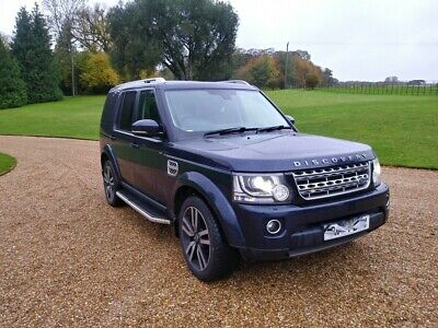 Land Rover Discovery 4 HSE Luxury - 2015
