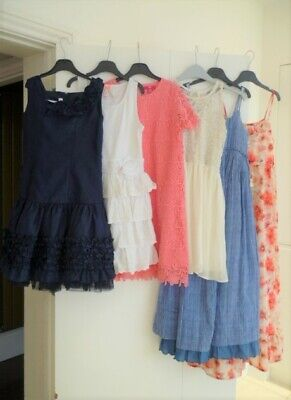 Large bundle of girls clothes, age 10-11. **21 ITEMS**