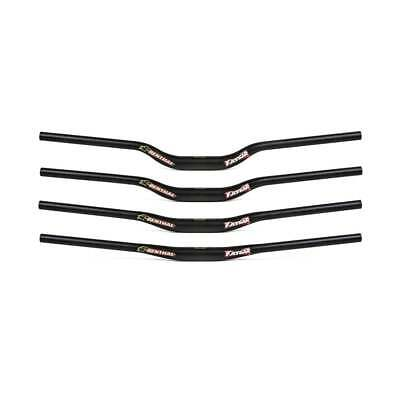 Renthal Fatbar 35mm Riser Bars - MTB Mountain Bike Handlebars - Black or Gold