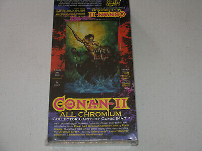 1993 Comic Images William Stout Lost Worlds Trading Card sealed box 48 packs!