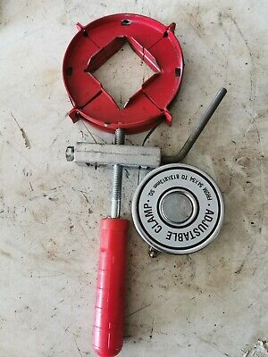 VINTAGE ADJUSTABLE Clamp SQUARE VARIABLE WOODWORKING