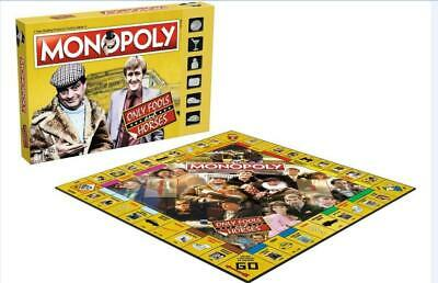 Hasbro Monopoly Only Fools And Horses 2019 Edition Board Game