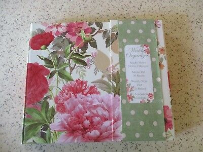 Wedding Organizer, Sticky Notes, Memo Pad, Weekly Note Pad, Accordion Envelope