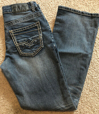Bootcut Request Jeans From The Buckle Boys Size 10 NWOT