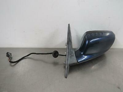 Bmw 3 Series E46 Coupe 2003 Ref-A24 / N/S Passenger Side Wing Mirror Free P&P