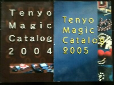 TENYO Magic Catalogs