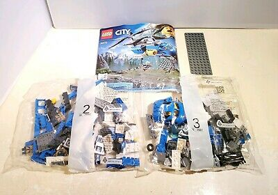 LEGO City Mountain Arrest 60173 303 Pieces Ages 5-12 New Sealed Box