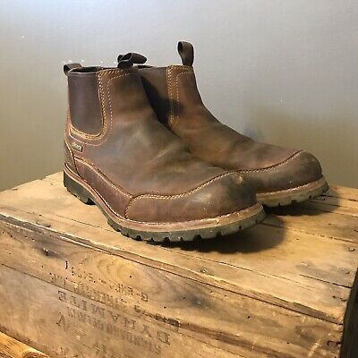 Bob Timberlake Men's Sixty One Series Romeo Boots Size 13W Leather Style 827815