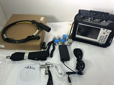 Anritsu S331L, SiteMaster Handheld Cable & Antenna, OSL, Test Port Cable, DINkit