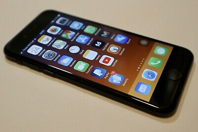 Apple iPhone 7 - Black - Unlocked - 128gb (Home Button Not Working)