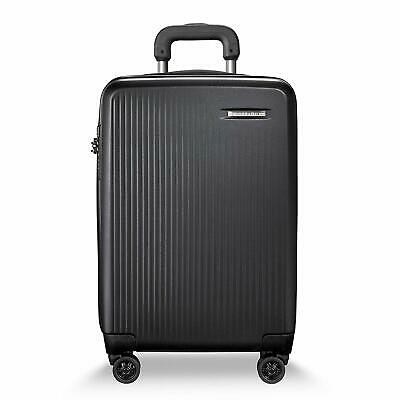 "Briggs & Riley 21"" Sympatico Expandable Hardside Luggage International Carry-on"