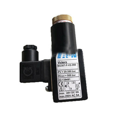 H● Vickers SG307-F-V2-350 Pressure Switch 02-139491