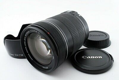Canon 1276C002 EF S 18-135mm f/3.5 to 5.6 IS USM Standard Zoom Lens