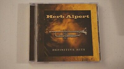 Herb Alpert - Definitive Hits CD - 2001 A&M