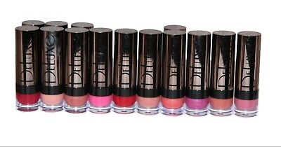 14 x Collection Deluxe Lipsticks | 10 shades | RRP £115 Wholesale Clearance