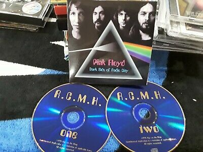 PINK FLOYD 2 CD Dark Side Of Radio City limited edition rare pigs on the wing