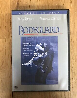 DVD - Bodyguard - Special Edition (2005)