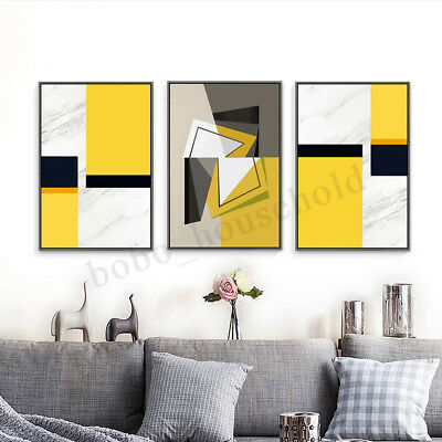 Abstract Canvas Print Painting Wall Art Oil Picture Home Decoration Unframed HOT