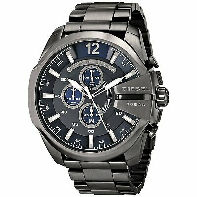 DIESEL DZ 4329 Mega Chief Chronograph Mens Analog  Quartz Watch
