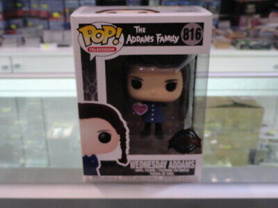Funko Pop Wednesday Addams Valentines The Addams Family 816