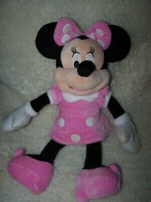 """Disney Minnie Mouse 18 """" Plush Doll - Stuffed Toy Authentic Licensed_nwot"""