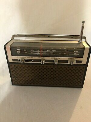 Vintage Radio Pentagon Model 22F26
