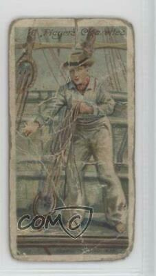 1905 Player's Life on Board a Man of War Tobacco 0ls
