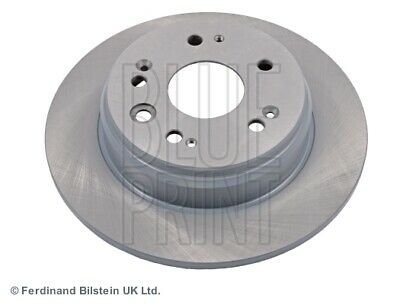 2x Brake Discs (Pair) Solid Rear 282mm ADH24387 Blue Print Set 42510SMCN00 New