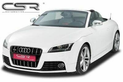 Audi Tt 8J Coupe & Convertible Headlight Brows Eyebrows Eyelids Masks 2006+