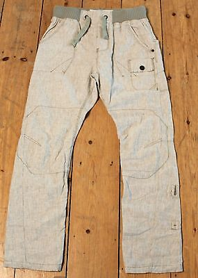 Boy's trousers by Next in beige age 12 yrs
