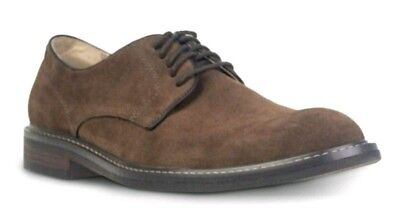 Mens Goodfellow Javier Suede Brown Oxford Shoes NWOB D56