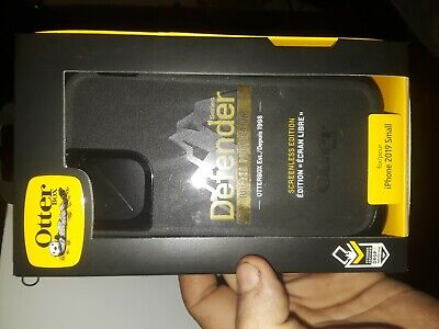 Authentic OtterBox DEFENDER Case/Holster iPhone 11 Pro - Black 77-62519